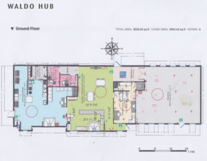2D Design Plan for the Hub